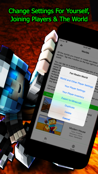 Plug Toolbox for Minecraft by Innovative Developers LTD (iOS