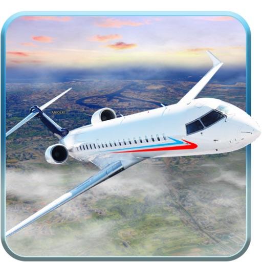 Plane Landing Simulator Icon