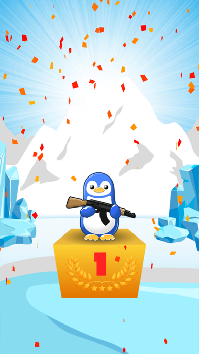 Penguin Wars  -Online Battle- screenshot 4