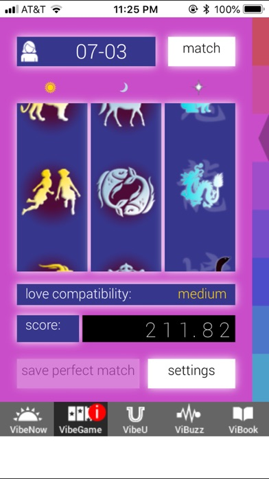 Love Vibe screenshot four