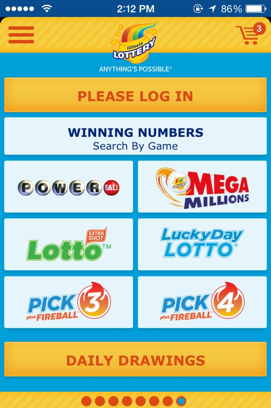 Illinois Lottery Official App - Online Game Hack and Cheat   Gehack com