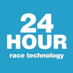 24 HOUR race technology