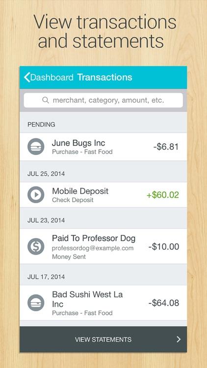 GoBank - Mobile Banking screenshot-4