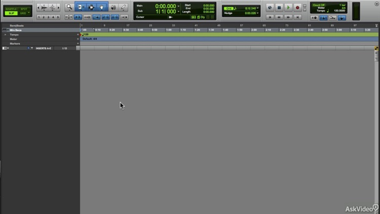 Expert Course For Pro Tools 12 screenshot-3