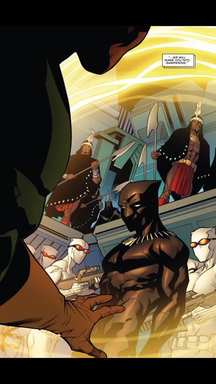 Marvel Comics screenshot-4