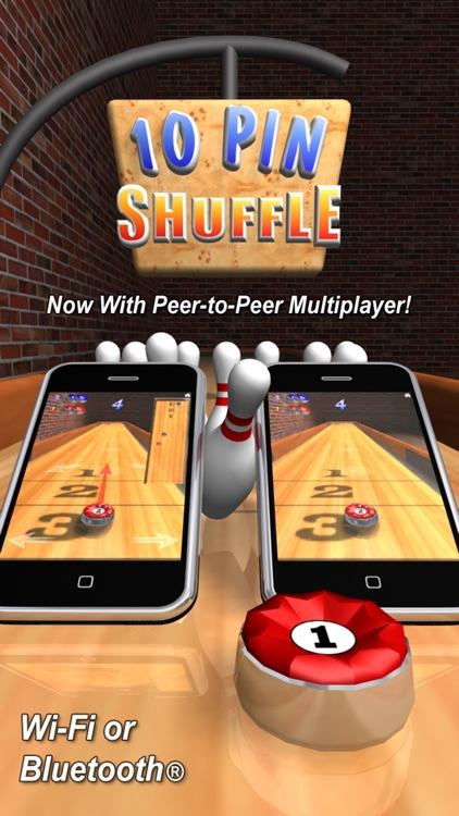 10 Pin Shuffle Bowling screenshot-9