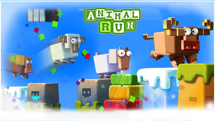 Animal Run: jump and jump screenshot-3