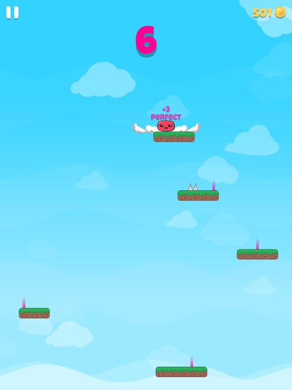 Falling Hero ! screenshot 9