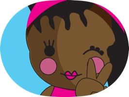 Lula Gif Emoji Sticker Pack