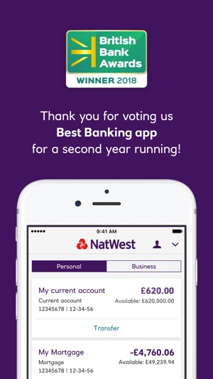 Natwest mobile banking on the app store natwest mobile banking on the app store reheart Choice Image