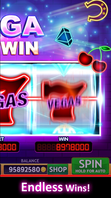 777 Classic Slots Galaxy screenshot-1