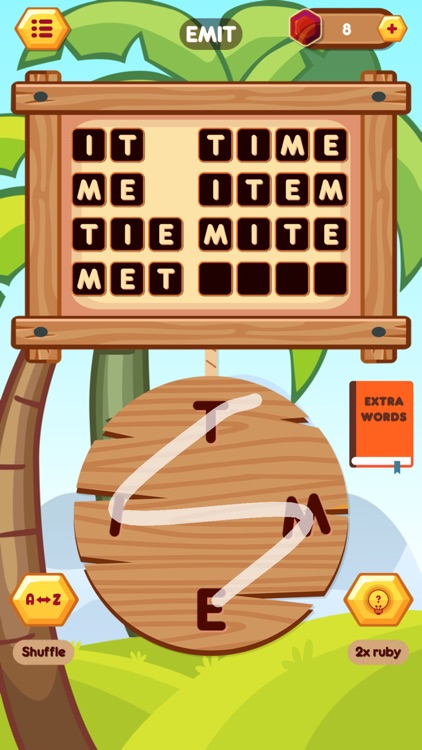 Word Line - Cross and Connect screenshot-4