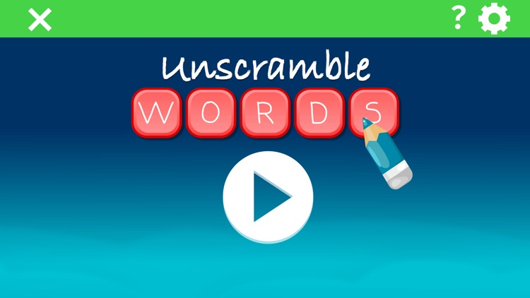 Words Unscramble
