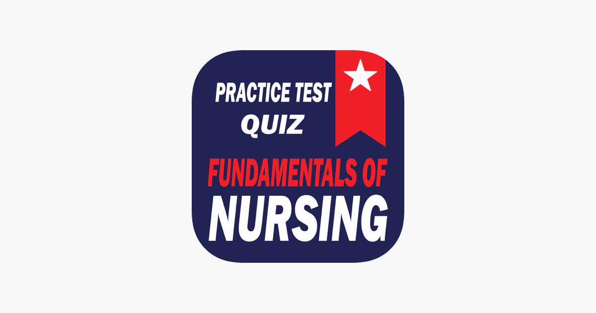 Fundamentals of Nursing Mock on the App Store