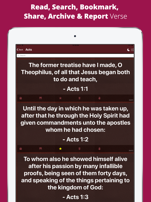 Bible Verses - Jesus Quotes screenshot 7