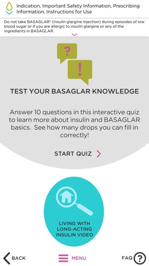 Beginning Basaglar On The App Store