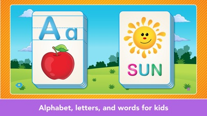 Learning Games For Toddlers review screenshots