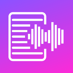 Ícone do app Text2Speech.