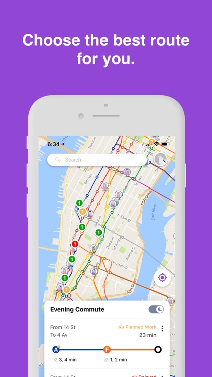 Best nyc subway app