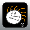 Stick Texting Emoji Killer Icon