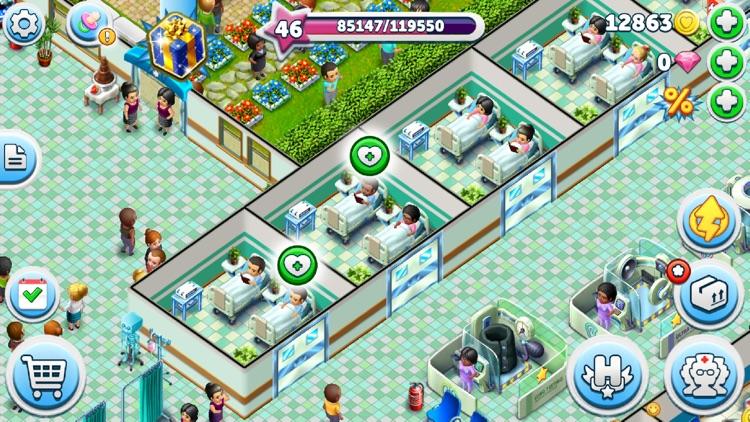 My Hospital: Build. Farm. Heal screenshot-8