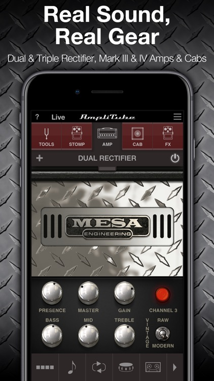 AmpliTube MESA/Boogie screenshot-0