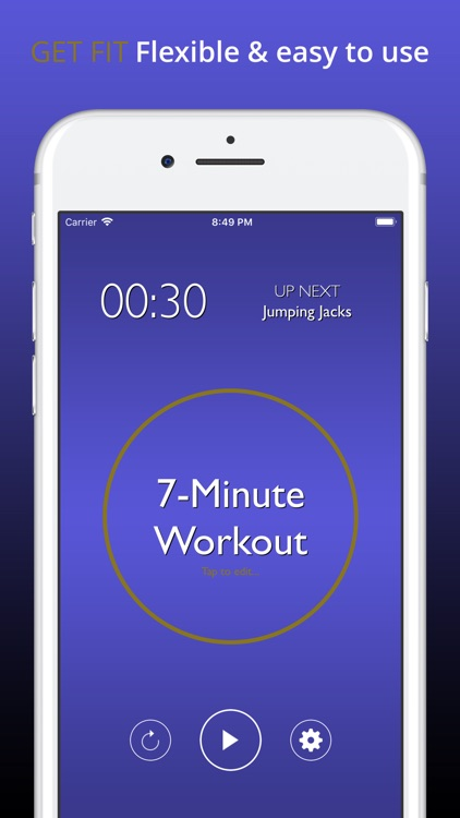 Lucky Seven 7-Minute Workout