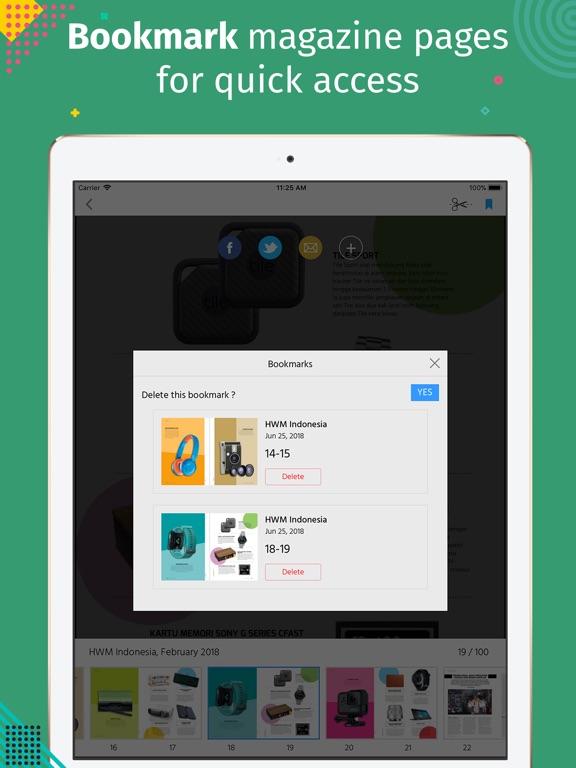 HWM (HardwareMAG) Indonesia iPad
