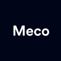 Meco. Gmail Newsletter Inbox