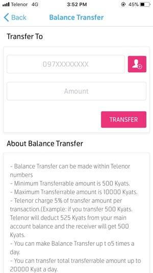 MyTelenor App trên App Store