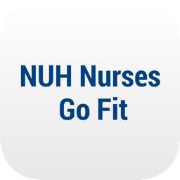 NUH Nurses Go Fit