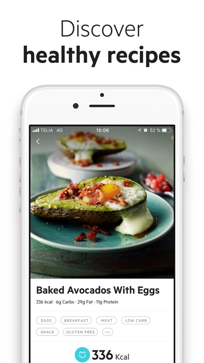Lifesum: Diet & Food Tracker screenshot-3