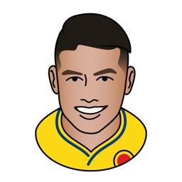 Selección Colombia Stickers