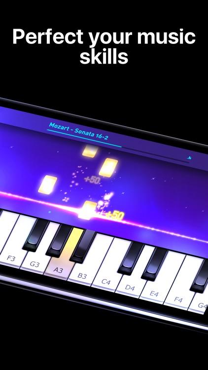 Piano - simply game keyboard screenshot-3