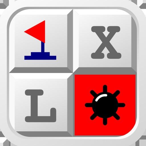 Minesweeper XL classic + undo