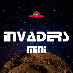 Ícone do app Invaders mini