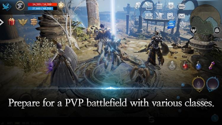 Lineage 2: Revolution screenshot-4