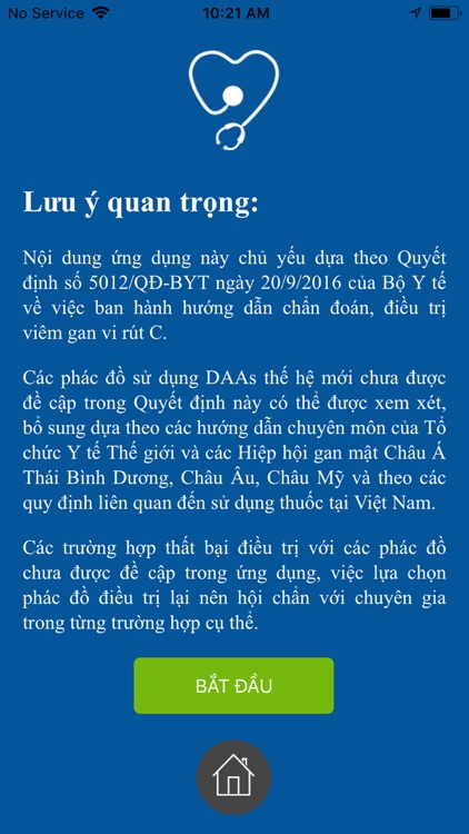HepiCARE: Chẩn đoán VGSV C HCV screenshot-2