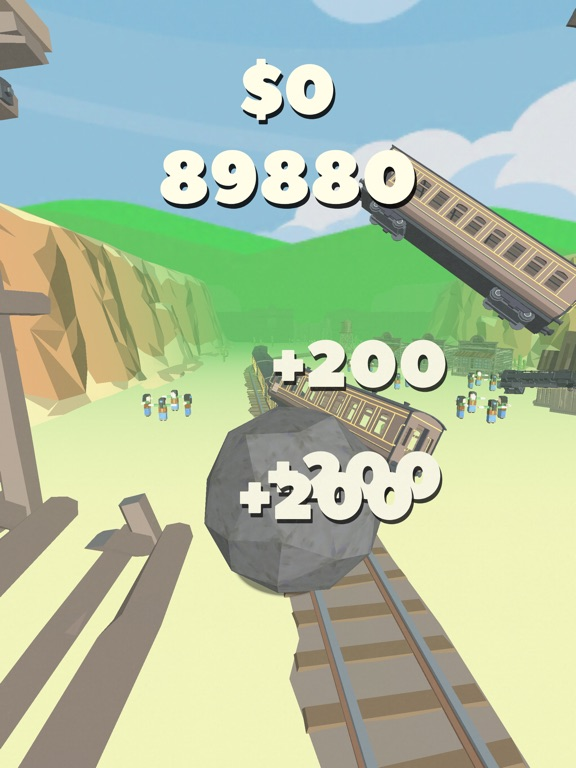 Rock of Destruction! screenshot 8