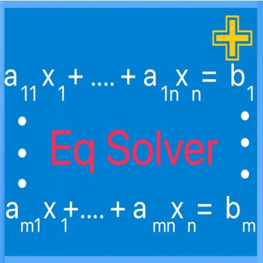 EqSolver Pro Calculator icon