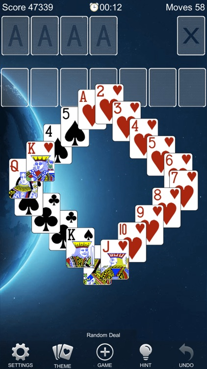 Solitaire - Card Games Lite screenshot-5