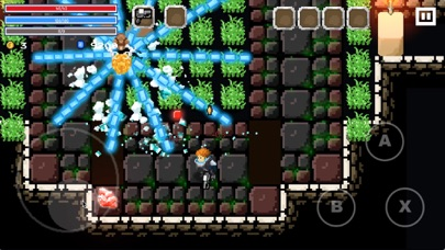 Flame Knight: Roguelike Game  Bild 1
