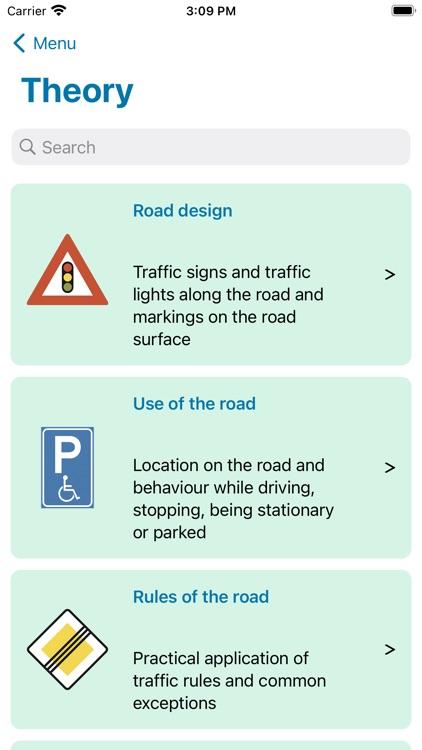 Traffic Lessons screenshot-5