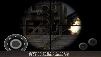 Military Shooter Zombie 3D screenshot two