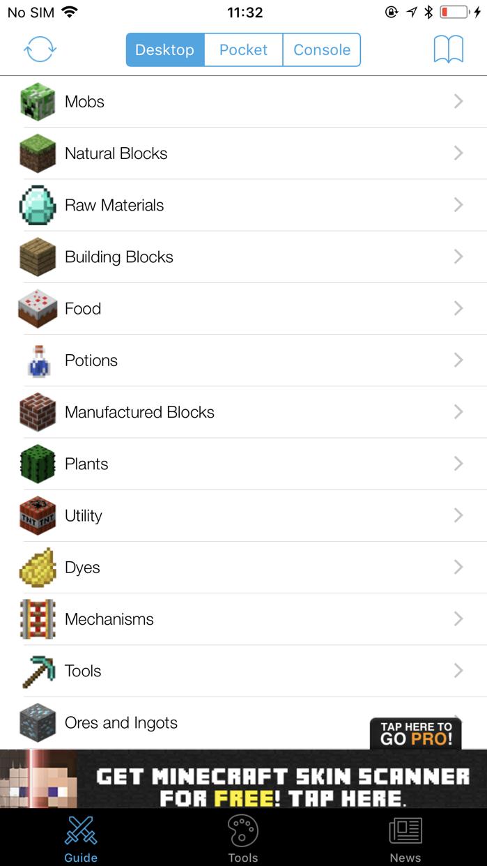 Minecraft Explorer Lite Screenshot