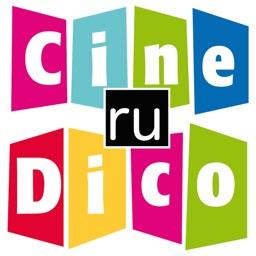 The CineDico ru-en-fr