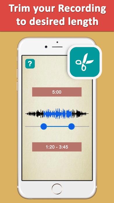 Voice Changer Recorder Fuvoch screenshot three