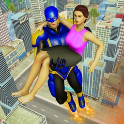 Grand Superhero Rescue Mission