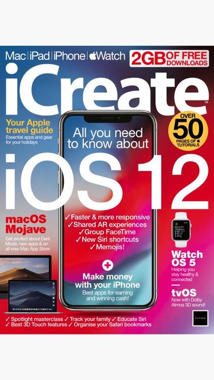 iCreate: iOS edition