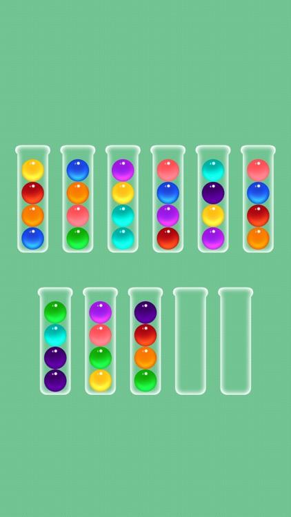 球类拼图 - Ball Sort Puzzle screenshot-4